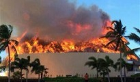 INCENDIO HARD ROCK HOTEL PUNTA CANA