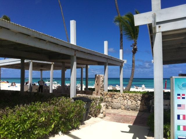 Acceso a la Playa