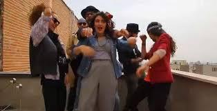 IRANIES HAPPY