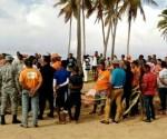 cuatro turistas mueren ahogados pc