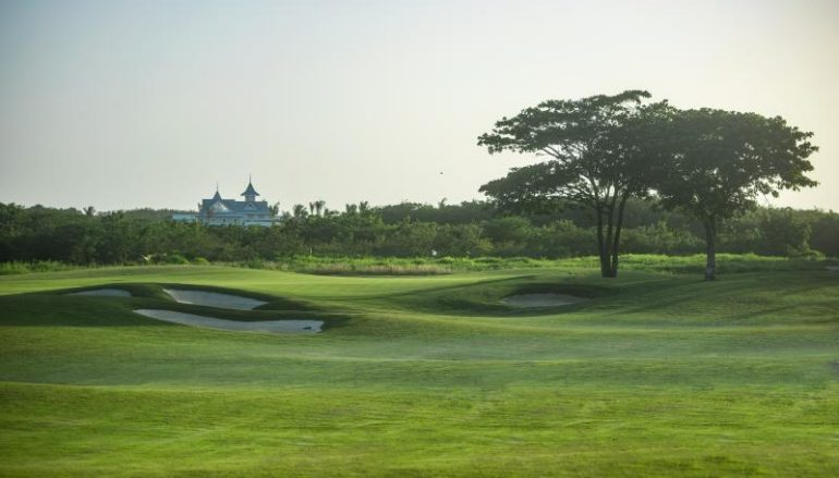 campo de golf La Romana grupo Piñero