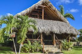 chalet tropical