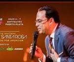 GILBERTO SANTA ROSA FESTIVAL RON DOMINICANO