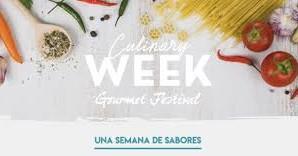 culinary week
