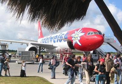 Edelweiss aumenta frecuencia semanal de vuelos a Punta Cana desde Zurich,  Suiza desde noviembre 2020 – BAVARO ONLINE Noticias de Turismo de la  República Dominicana